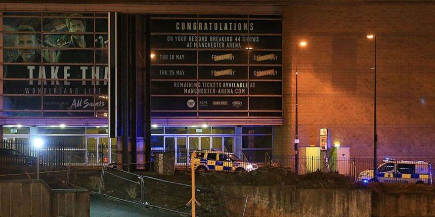 Manchester'daki Saldırının Failinin Kardeşi Yakalandı