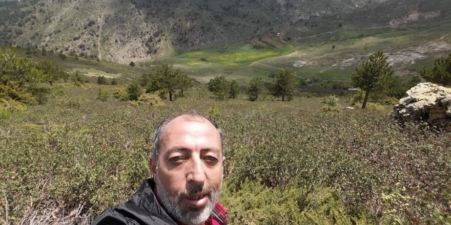 Osman Yavuz zirvede