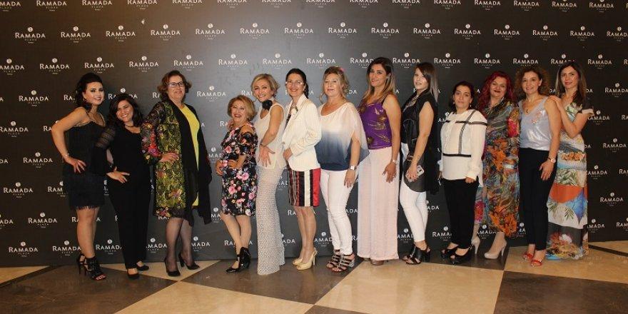 Bayanlar Yaza Merhaba Partisi'nde