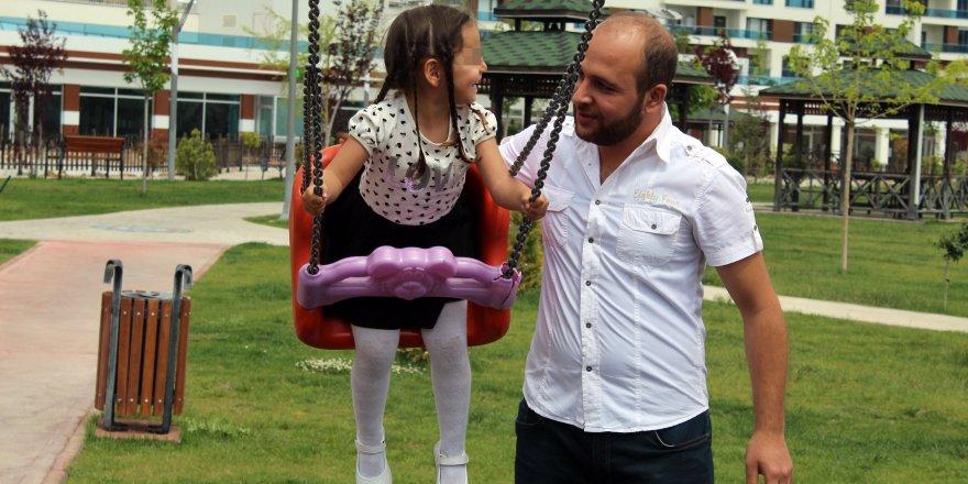 Kızını kaçırdığı iddia edilen baba konuştu