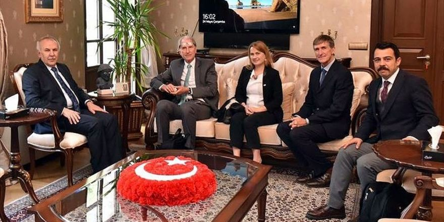 Danimarka Mülteci Konseyi Sekreteri Kamm: Türkiye'nin Kadirşinas Tavrını Takdir Ediyoruz