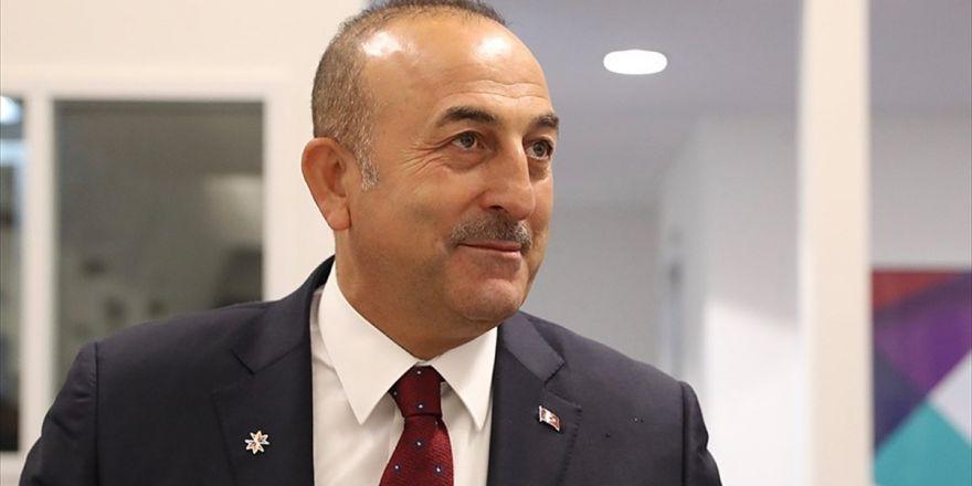 Dışişleri Bakanı Çavuşoğlu: Türkiye-afrika İlişkilerinin Uzun Süreli Olması Arayışı İçerisindeyiz