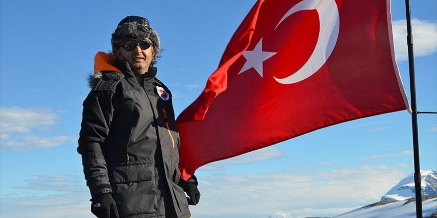 Türkiye Dağcılık Federasyonu Başkanı Doç. Dr. Başar: Dünyanın Kara Kutusu O Buzullarda Gizli