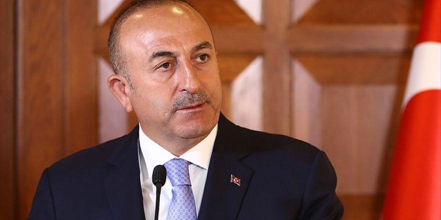 Dışişleri Bakanı Çavuşoğlu: Ab'den Yapıcı Tutumumuza Karşılık Dürüstlük Bekliyoruz