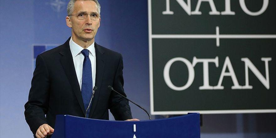Nato Genel Sekreteri Stoltenberg: Nato, Deaş'a Karşı Uluslararası Koalisyona Katılacak