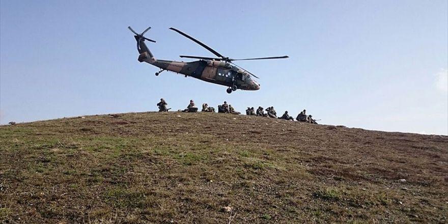 Bir Haftada 45 Terörist Etkisiz Hale Getirildi