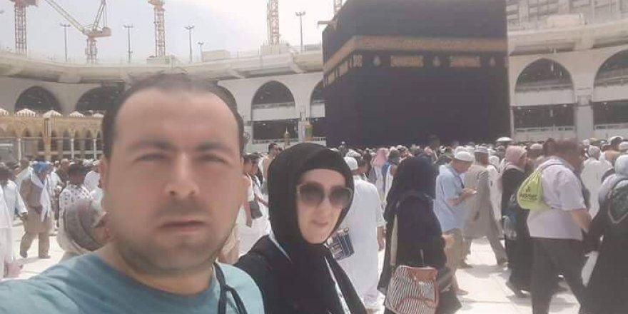 Turhan çifti kutsal topraklarda