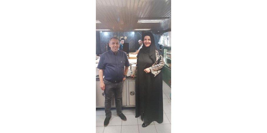 Mustafa Karamercan İkbal Gürpınar ile