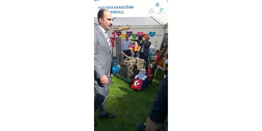 Başkan Altay SEDEP'te öğrencilerle buluştu