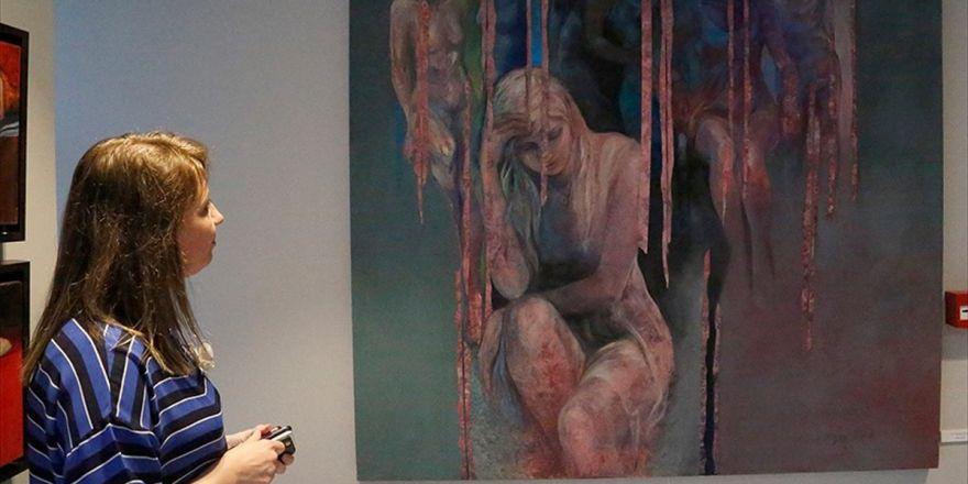 'Sanatın İyileştirici Gücü' Hastanede
