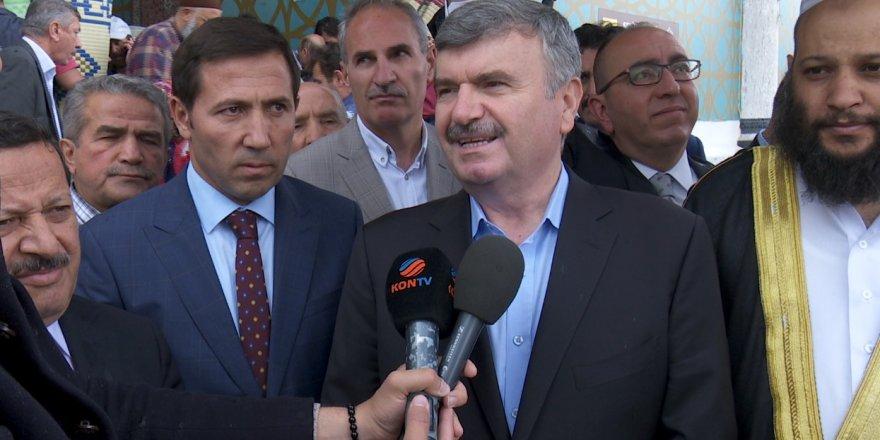 Sultan Selim Cami yeniden ibadete açıldı