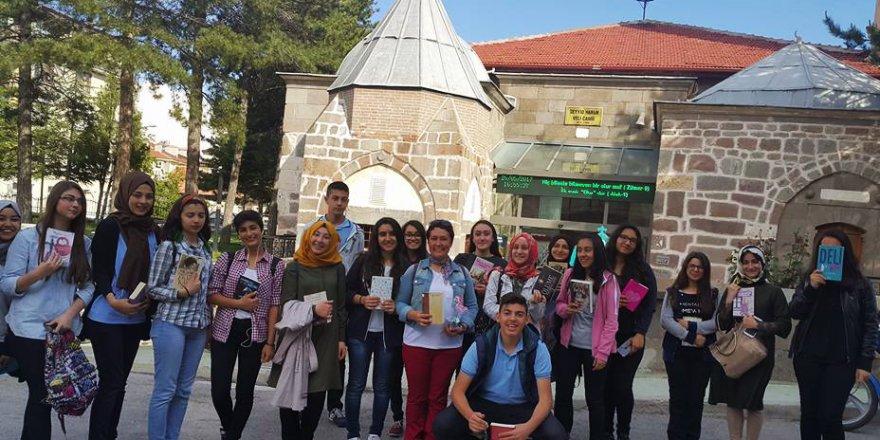Ünüvar ve Kitap Severler Kulübü Okumayı Sevdiriyor