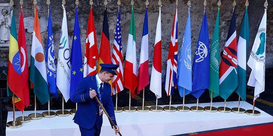 G7'de Terörle Mücadelede Tam Mutabakat
