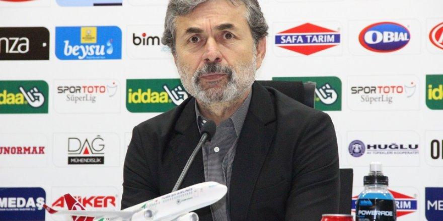"""""""Oyuncularımın aklı Türkiye Kupası finalinde"""""""