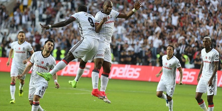 Beşiktaş Şampiyonluğunu İlan Etti
