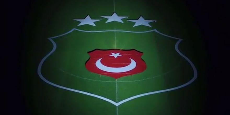 Beşiktaş'tan Üç Yıldızlı Vodafone Stadı Paylaşımı