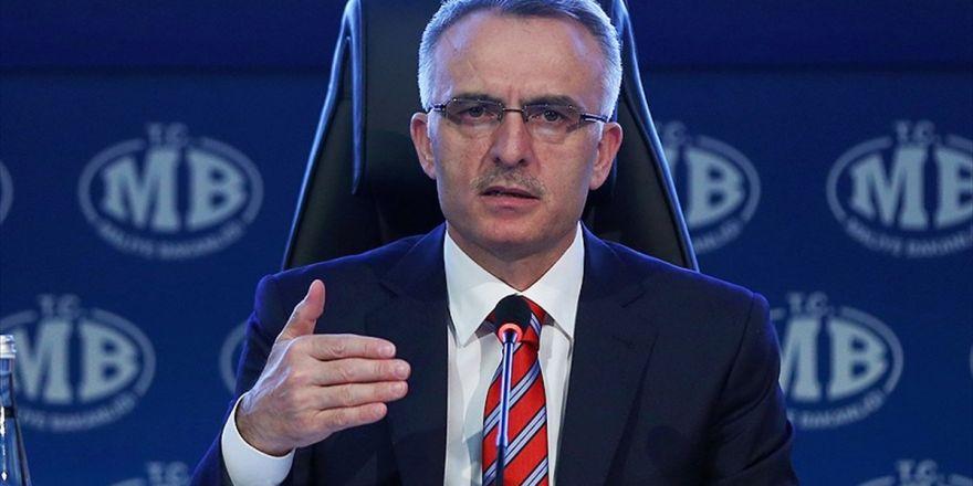 Maliye Bakanı Naci Ağbal: Yeniden Yapılandırma İçin 8,5 Milyon Başvuru Aldık