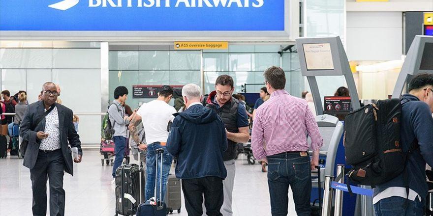 British Airways Ceo'su Cruz: Çok Üzgünüz Yaşananları Telafi Edeceğiz