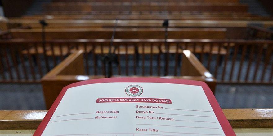 Aydın'da Fetö'nün Emniyet Yapılanmasındaki 44 Sanığın Yargılanmasına Başlandı