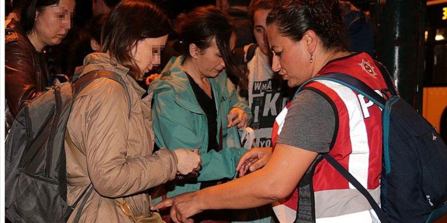 İstanbul'da 'Yeditepe Huzur' Uygulaması Yapılıyor