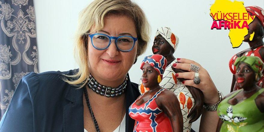 Gine'de Ezberbozan Büyükelçi 'Nur Sağman'