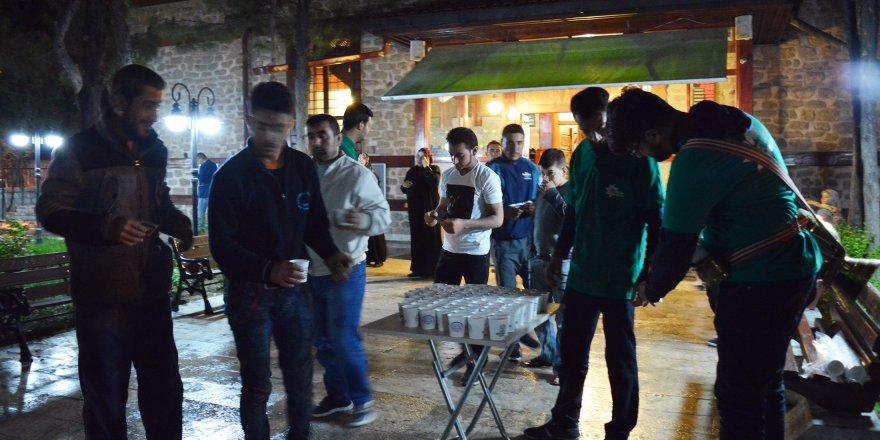 Konya'da '29 Gün, 29 Camii, 29 Teravih' etkinliği