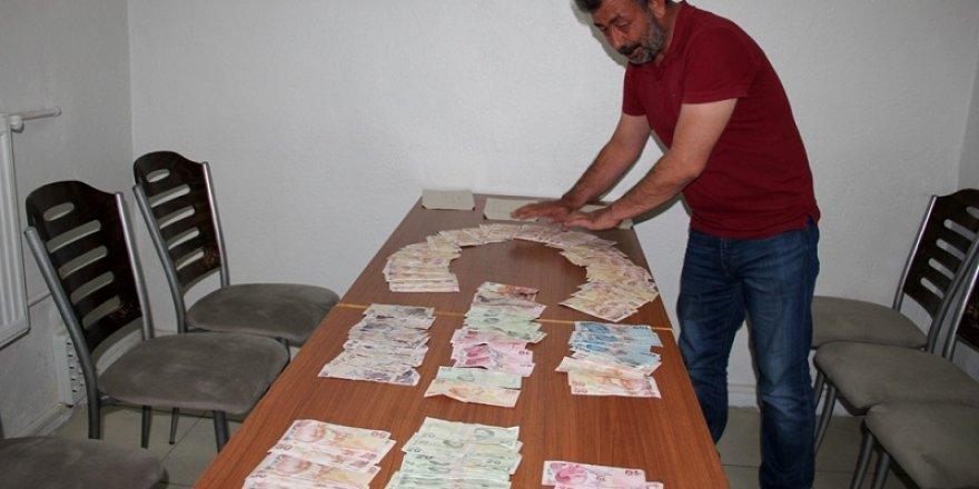 Seydişehir'de sahte para operasyonu