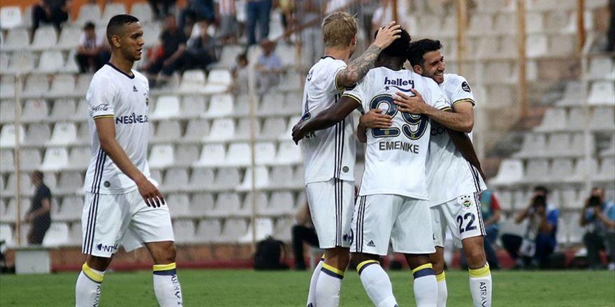 Fenerbahçe Sezonu Üçüncü Sırada Tamamladı