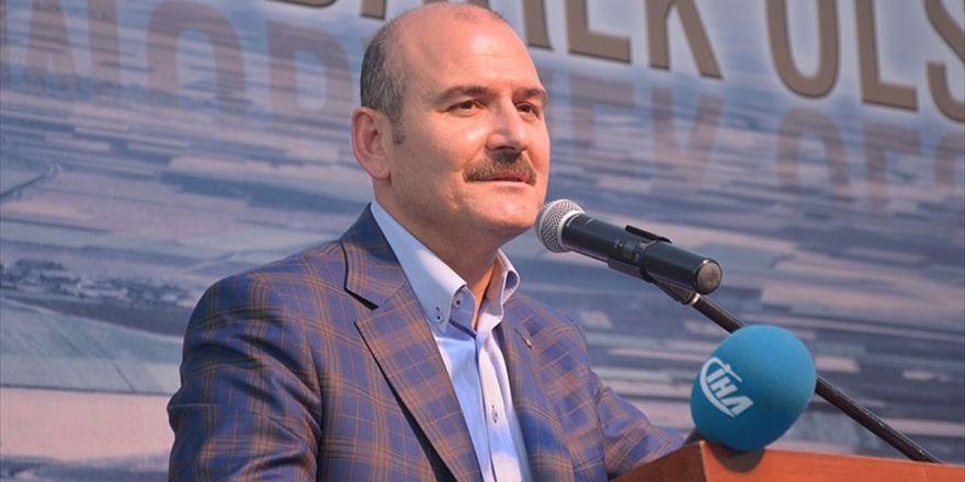 İçişleri Bakanı Soylu: Türkiye Teröre Karşı Tam Bir Teyakkuz Hali İçinde