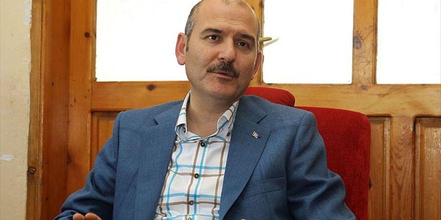 İçişleri Bakanı Soylu: Son 9 Ayda Bin 68 Terörist Etkisiz Hale Getirildi