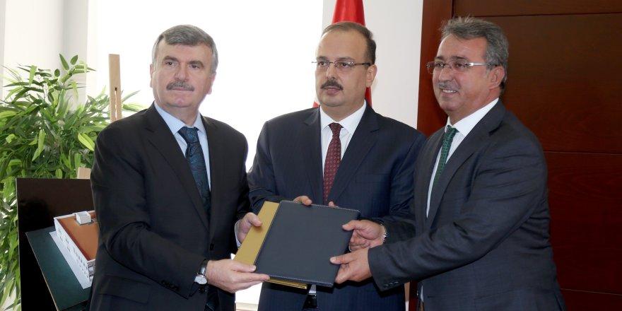 Konya'ya 2 yeni proje