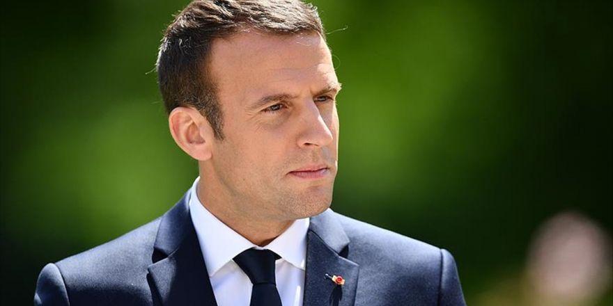 Macron'un İttifakında Çatlak