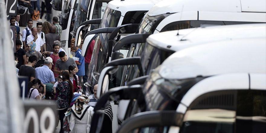 Tofed Genel Başkanı Özcan: Otobüsle 6 Günde 600 Bin Kişi İstanbul'dan Ayrılacak
