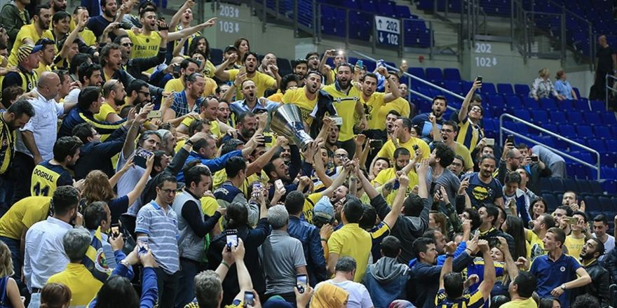 Fenerbahçe'den Basketbolda Kombine Rekoru