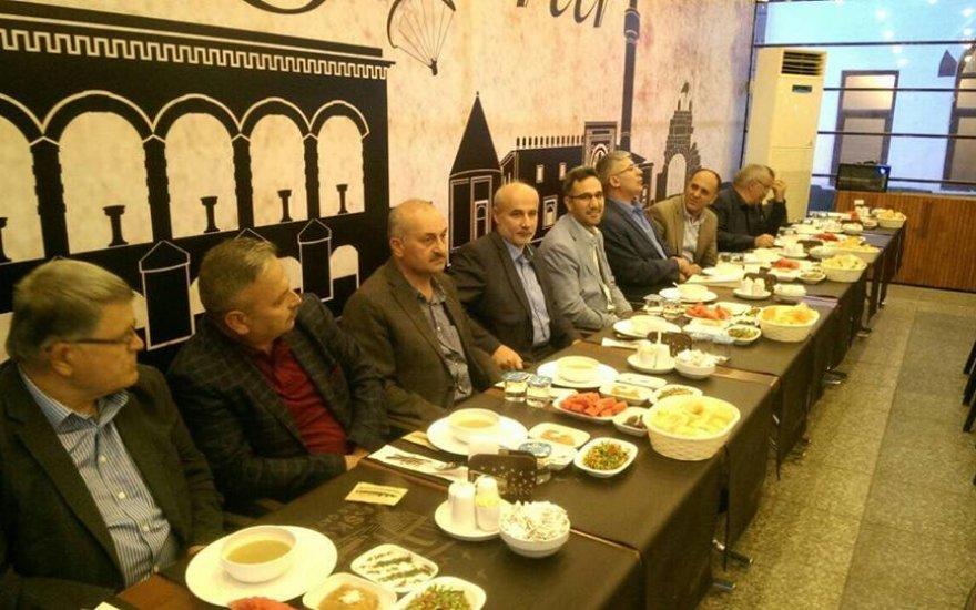 Milletvekili Babaoğlu, Beyşehir'de partililerle buluştu