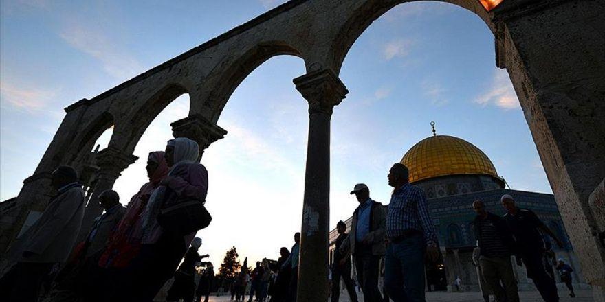 İsrail Basını Türkiye'nin Kudüs'teki Faaliyetlerinden Rahatsız