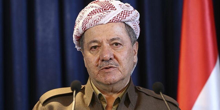 Ikby Başkanı Barzani: Sorunların Çözümü İçin Bağdat İle Diyaloga Başlayacağız