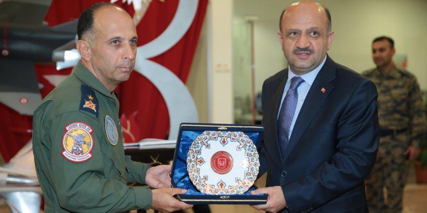 Milli Savunma Bakanı Işık, Konya'da