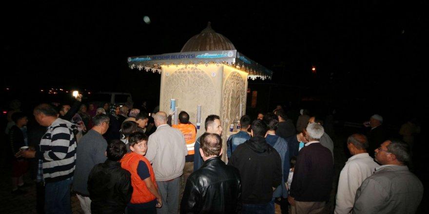 Beyşehir'de Kadir Gecesi coşkusu