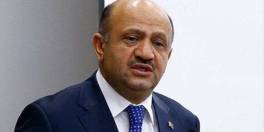 Milli Savunma Bakanı Işık: Terör Örgütünü Eylem Yapamaz Hale Getireceğiz