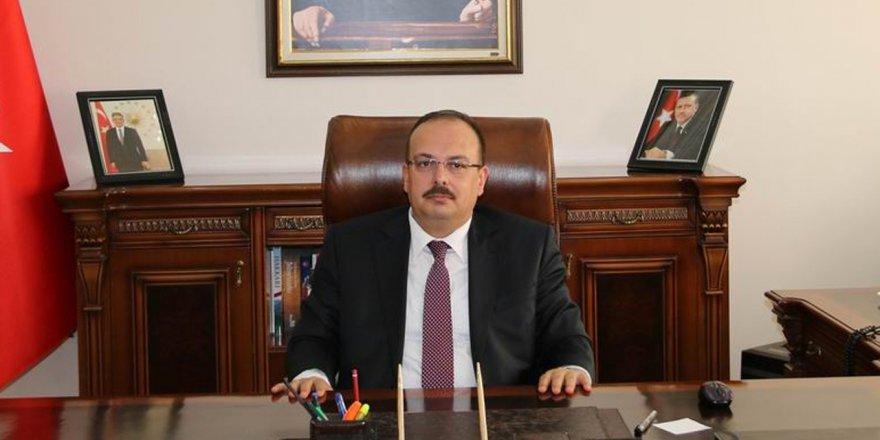 Vali Canbolat'dan Konyaspor'a kutlama