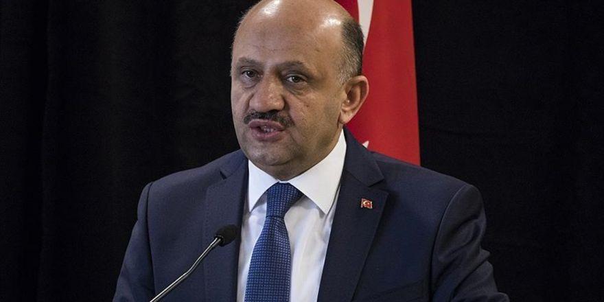 Milli Savunma Bakanı Işık: Abd Sözünü Tutmak İsterse Büyük Oranda Tutar