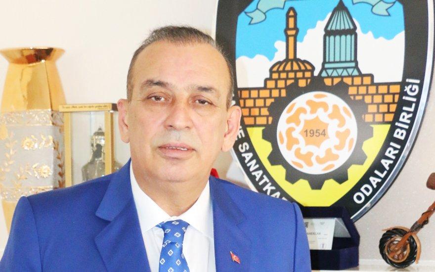 Karamercan'dan Ramazan Bayramı mesajı