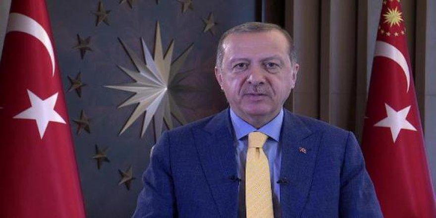 Erdoğan'dan bayram mesajı!