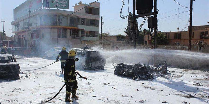 Musul'da İntihar Saldırısı: 8 Ölü 19 Yaralı