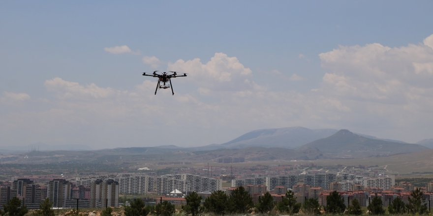 "Bu ""drone""la haritalama daha kolay"