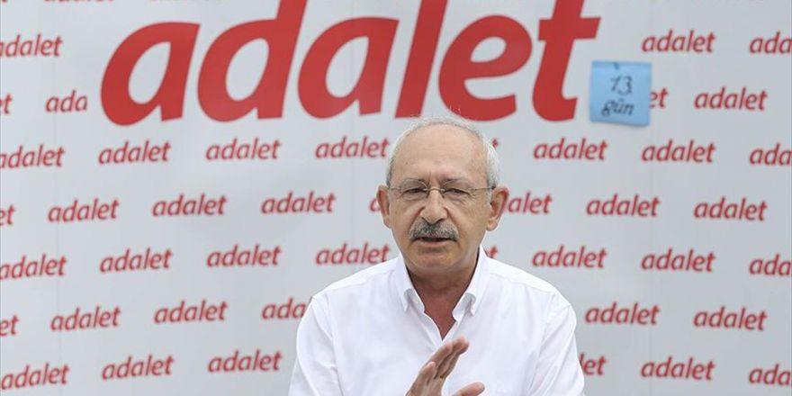 Chp Genel Başkanı Kılıçdaroğlu: Provokasyonlara Karşı 12 Maddelik Genelge Hazırladık