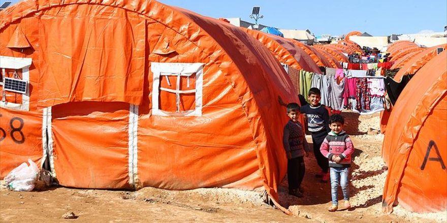 Ülkelerinde Mülteci Gibiler