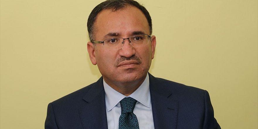 Adalet Bakanı Bozdağ: Kimsenin Provoke Ettiği Yok Edeceği De Yok