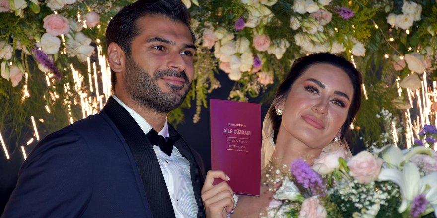 Konyasporlu Volkan Evlendi